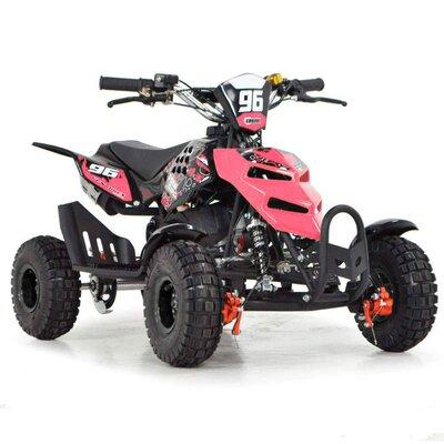 FunBikes 49cc Pink Kids Mini Quad Bike