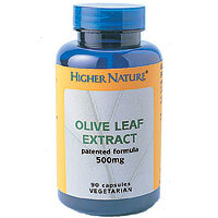 higher-nature-olive-leaf-extract-90-x-500mg-vegicaps