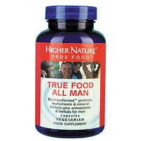 higher-nature-true-food-all-man-multinutrient-180-vegicaps