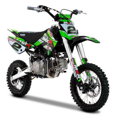 M2R Racing KMX140 140cc 82cm Carbon Limited Edition Pit Bike