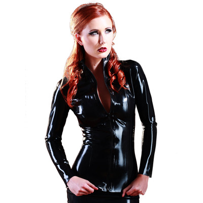 Mistress Latex Jacket