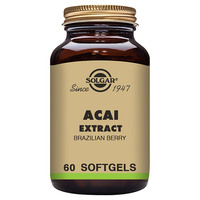 solgar-acai-extract-brazilian-berry-60-softgels