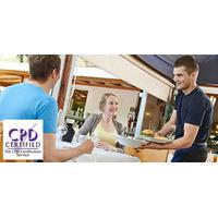 Business Skills Restaurant Hospitality