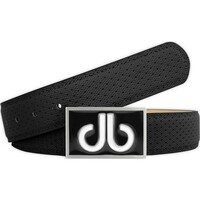 Druh Golf Belt - Players Square Leather - Black 2017