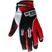 Adults Clothing & Protection Wulfsport Stratos Glove Red