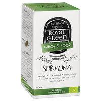 royal-green-superfood-spirulina-1000mg-x-60-tablets