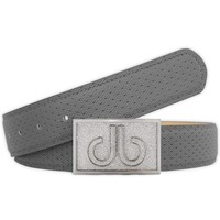 Druh Golf Belt - Players Square Leather - Grey 2017