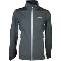 Hugo Boss Waterproof Golf Jacket - Jalay Pro 1 Black SP16