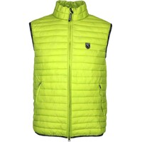 chervo-ernesto-pro-therm-golf-gilet-lime-green-aw15