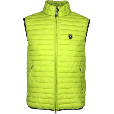 Chervò Ernesto Pro-Therm Golf Gilet Lime Green AW15