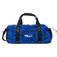 RLX Camo Duffel Bag Sapphire Blue AW15