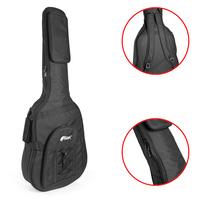 Tiger Acoustic Guitar Gig Bag - Premier Padded Carry Case