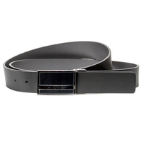 Hugo Boss Golf Belt - Tosty Reversible Plaque Black SP16