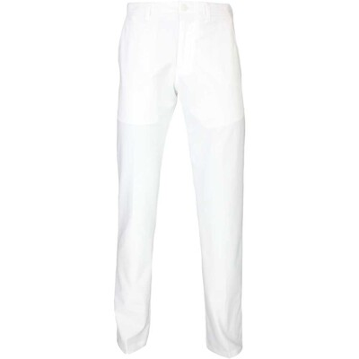 Hugo Boss Golf Trousers - Hakan 7 Training White SP16