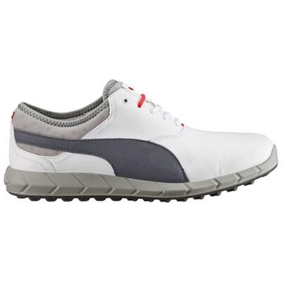 Puma Golf Shoes - IGNITE Spikeless White-Turbulence AW16