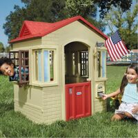 Little Tikes Cape Cottage (tan) - UK Mainland Delivery Only
