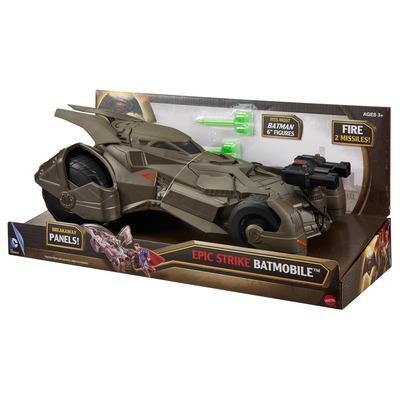 Batman Vs Superman Deluxe Batmobile