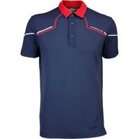 Chervò Golf Shirt - ABILE Navy SS16