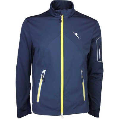 Cherv242 Wind Golf Jacket MISSIAR Navy SS16