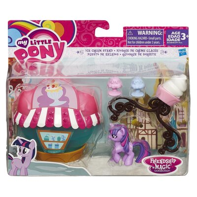 My Little Pony Friendship Is Magic Sundae Bar