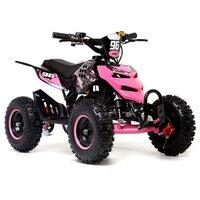 funbikes-49cc-pink-kids-big-wheel-mini-quad-bike