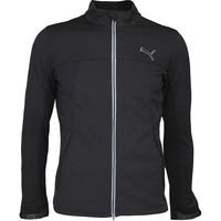 Puma Golf Jacket - PWRWARM Wind - Black AW16