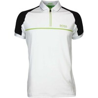 Hugo Boss Golf Shirt - Prek Pro - Training White FA16