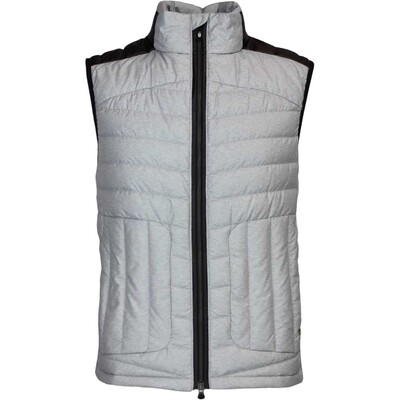 Hugo Boss Golf Gilet - Vannick - Grey Melange FA16
