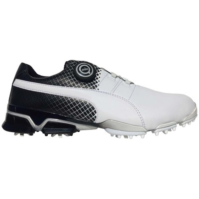 Puma Golf Shoes - Ignite Disc - Limited Edition White-Black