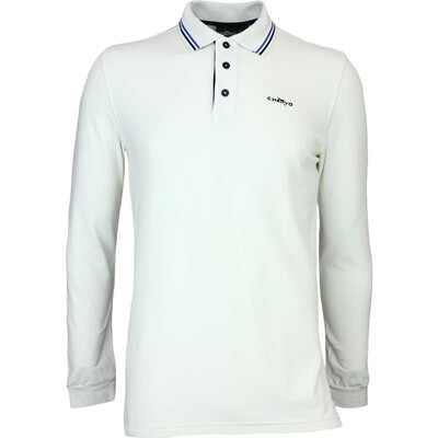 Cherv242 Golf Shirt ALVIN Pro Therm White AW16