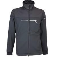 Chervò Golf Jacket - PHIL Fleece - Black AW16