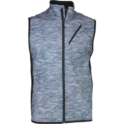 Icebreaker Gilet Helix MerinoLOFT Vest Grey Heather AW16
