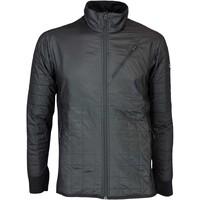 Icebreaker Jacket - Helix Merino Zip - Black AW16