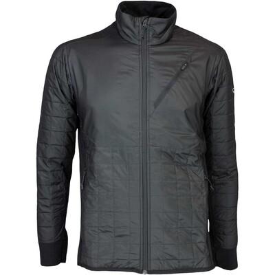 Icebreaker Jacket Helix Merino Zip Black AW16