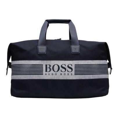 Hugo Boss Travel Bag - Pixel J Holdall - Nightwatch SP17