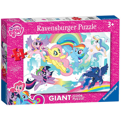 Ravensburger My Little Pony, 24pc Giant Floor Jigsaw Puzzle