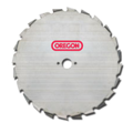 Click to view product details and reviews for 9 Oregon 24 Tooth 20mm Bore 18mm Thick Brushcutter Blade Maxi Profile.