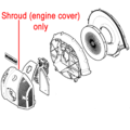 Click to view product details and reviews for Stihl Shroud Engine Cover Br500 Br550 Br600 4282 700 2102.