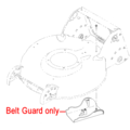 Click to view product details and reviews for Hayter R53s Belt Cover Guard 110 1832.