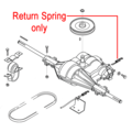 Click to view product details and reviews for Al Ko Gearbox Return Spring 514605.