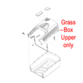 Click to view product details and reviews for Al Ko Lawnmower Grass Box Upper 452748.