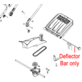 Click to view product details and reviews for Al Ko Deflector Flap Rod Bar 463830.