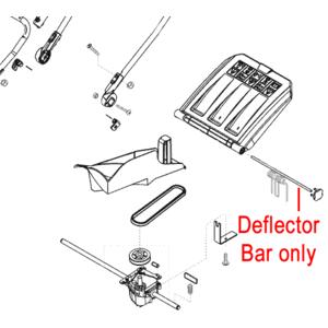 Al Ko Deflector Flap Rod Bar 463830