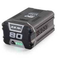 Stiga SBT2580 AE 2.5Ah 80v Lithium Battery