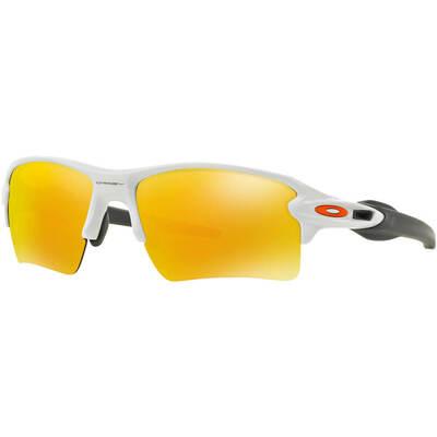 Oakley Golf Sunglasses Flak 20 XL White Fire Iridium 2017