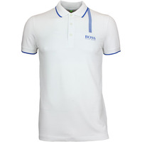 Hugo Boss Golf Shirt - Paule Pro - Training White PF17