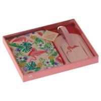 aroma-home-flamingo-passport-holder-luggage-tag