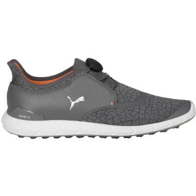 Puma Golf Shoes Ignite Spikeless Sport Disc Grey EXTREME 2017