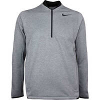 Nike Golf Pullover - Therma Fit Half Zip - Wolf Grey AW17