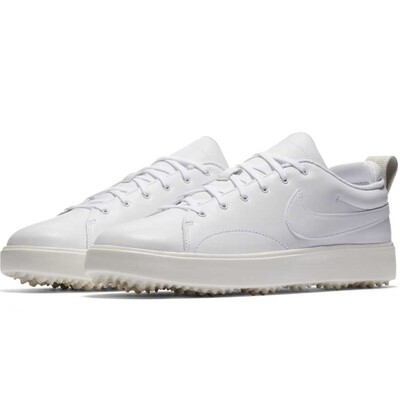 Nike Golf Shoes - Course Classic - White 2018